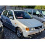 1998 VOLKSWAGEN POLO 1.6 GL AUTO - 1598cc 5dr Hatchback (Silver, 113k)