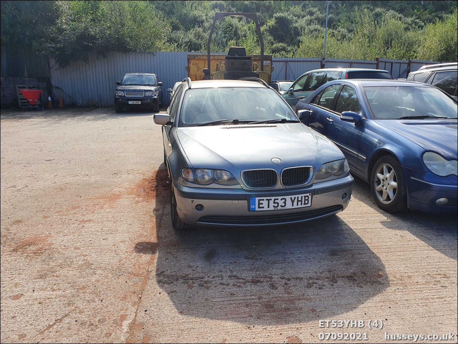 04/53 BMW 318I SE TOURING - 1995cc 5dr Estate (Grey) - Image 4 of 16