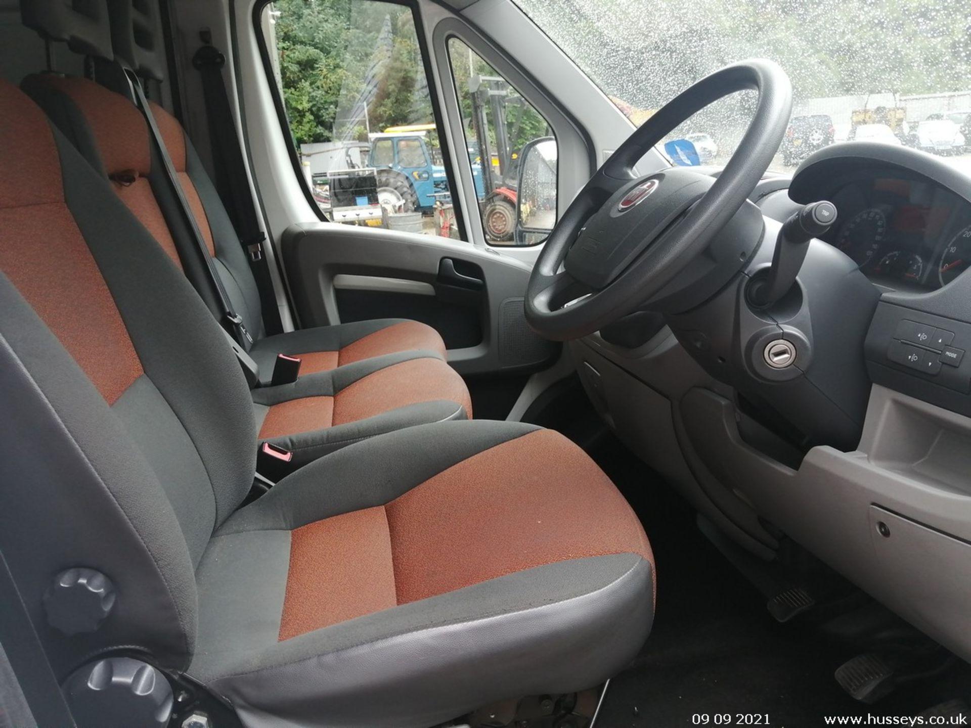 11/61 FIAT DUCATO 35 MAXI160 M-J LWB - 2999cc 5dr Van (White, 108k) - Image 12 of 12