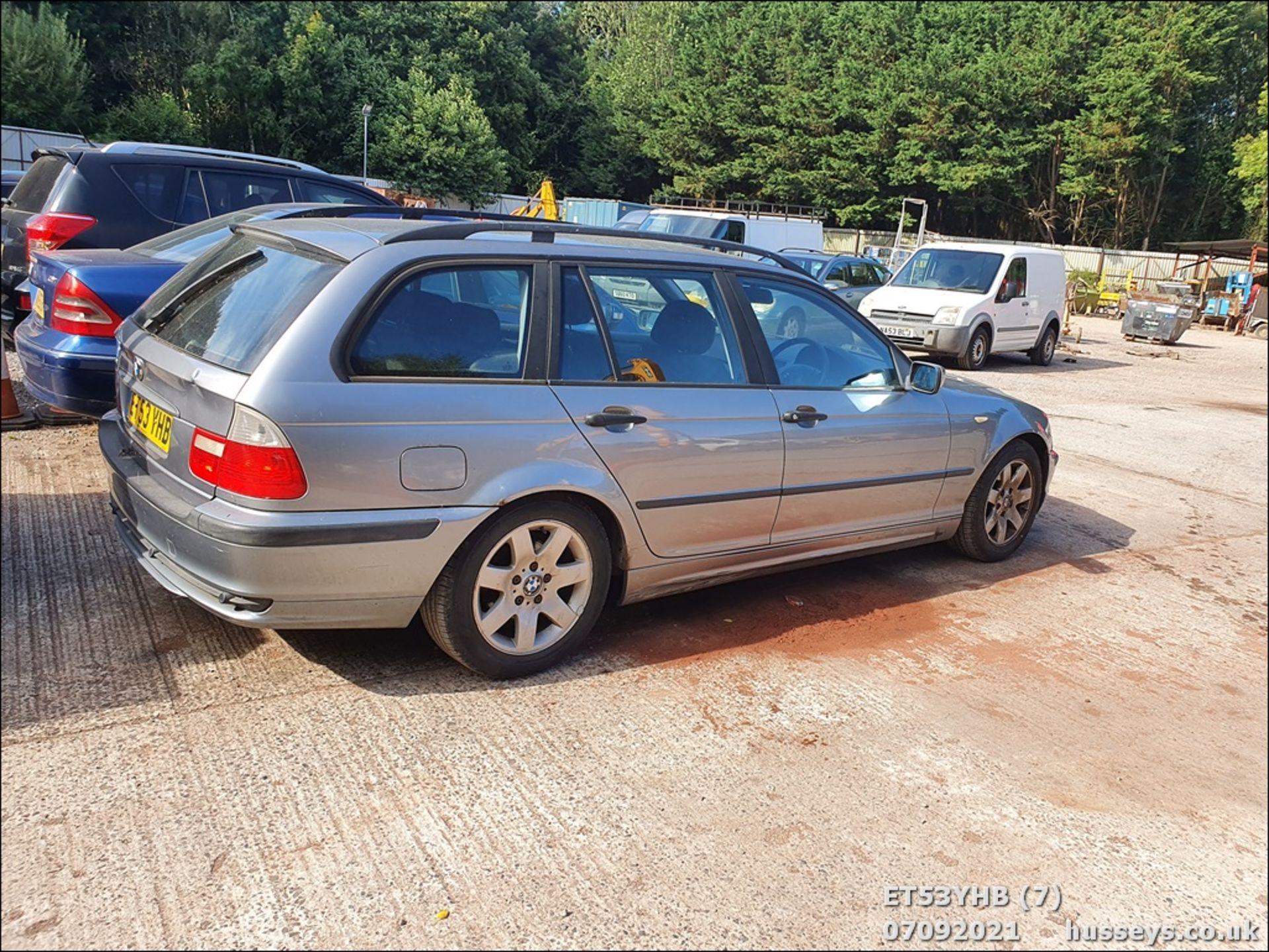 04/53 BMW 318I SE TOURING - 1995cc 5dr Estate (Grey) - Image 7 of 16