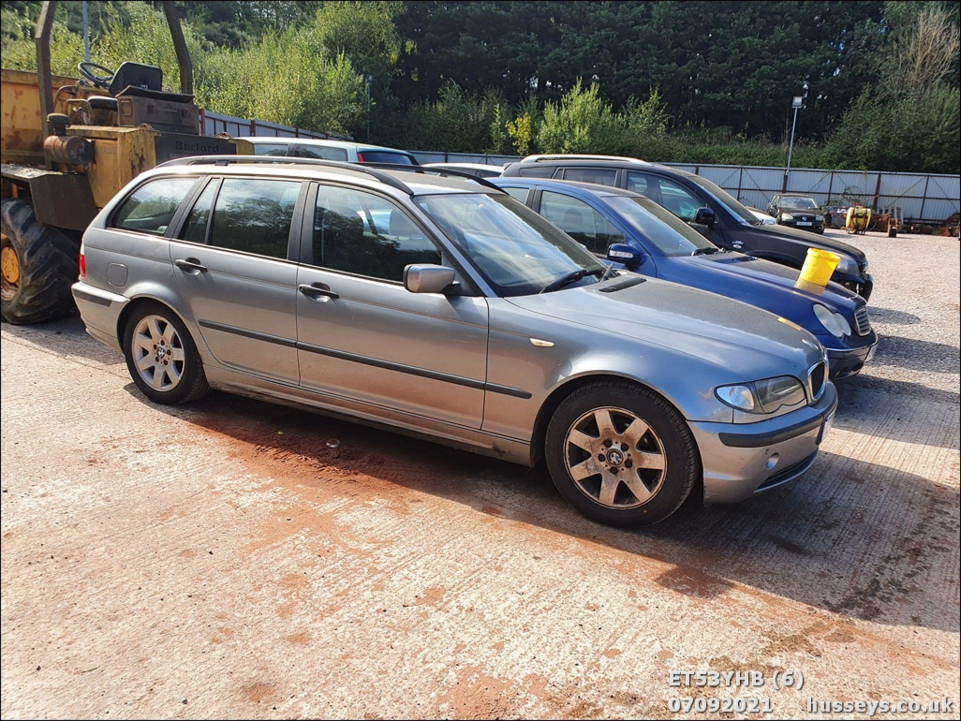 04/53 BMW 318I SE TOURING - 1995cc 5dr Estate (Grey) - Image 6 of 16