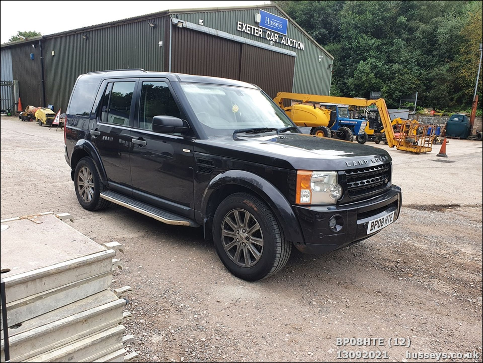 08/08 LAND ROVER DISCOVERY TDV6 SE A - 2720cc 5dr Estate (Brown, 190k) - Image 12 of 18