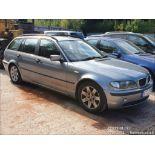 04/53 BMW 318I SE TOURING - 1995cc 5dr Estate (Grey)