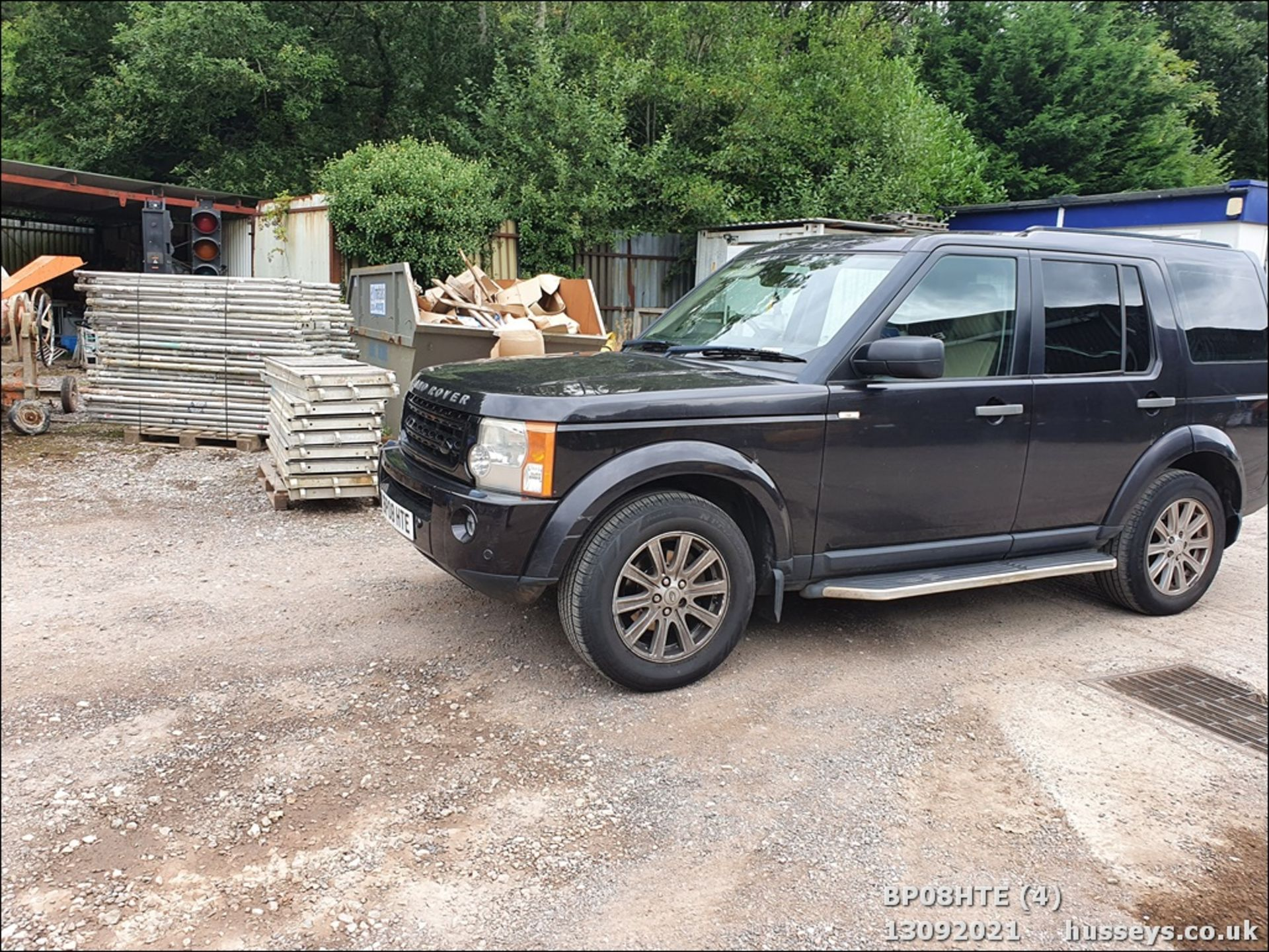 08/08 LAND ROVER DISCOVERY TDV6 SE A - 2720cc 5dr Estate (Brown, 190k) - Image 4 of 18