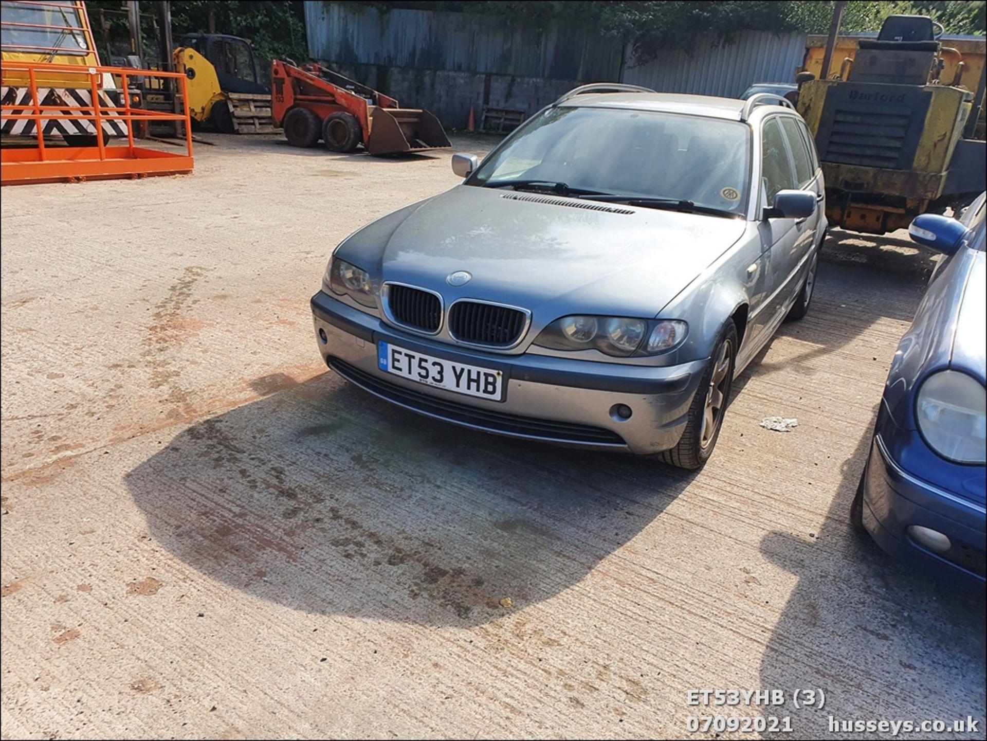 04/53 BMW 318I SE TOURING - 1995cc 5dr Estate (Grey) - Image 3 of 16