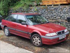 1995 ROVER 214 SEI - 1396cc 5dr Hatchback (Red, 99k)
