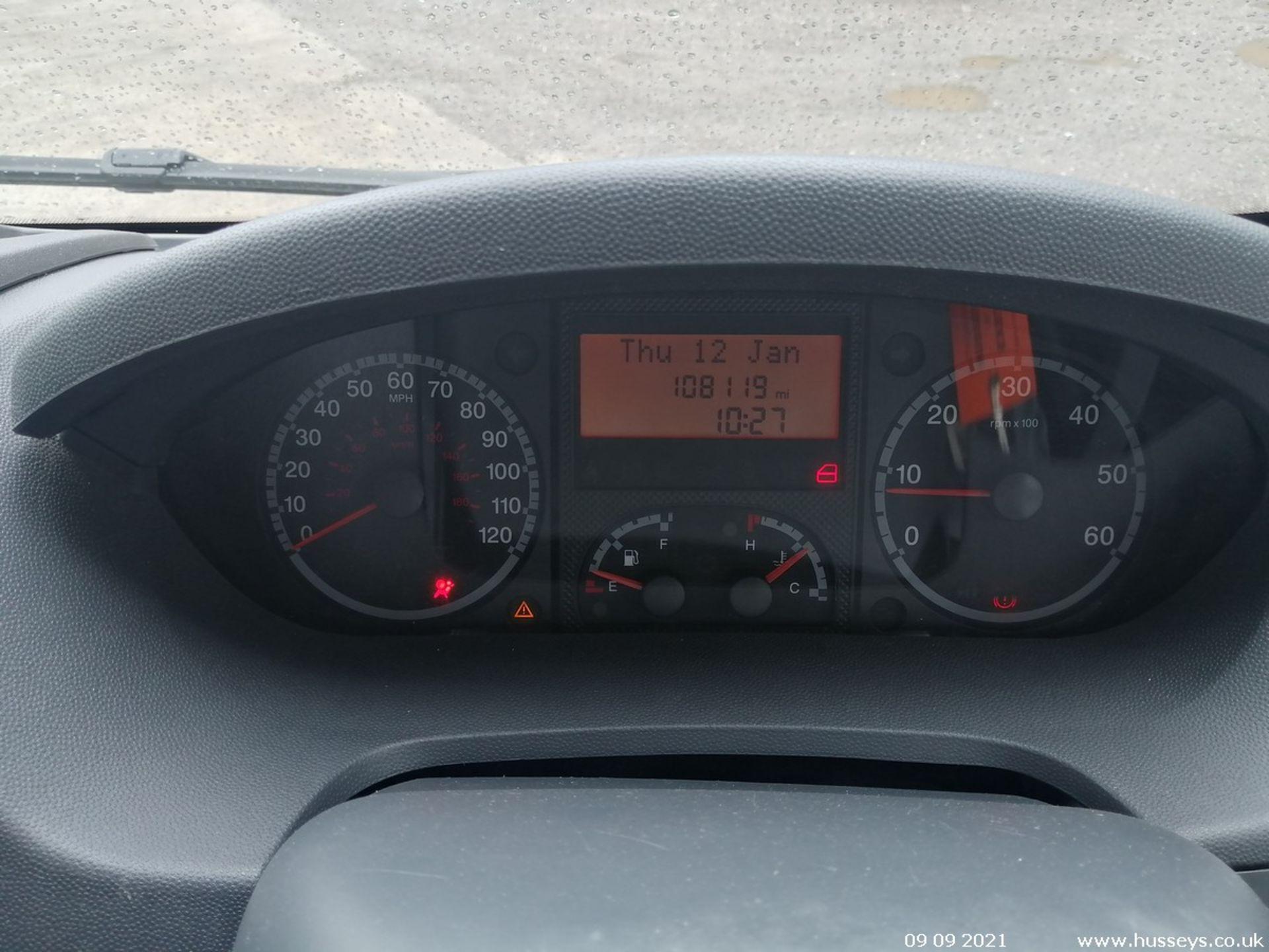 11/61 FIAT DUCATO 35 MAXI160 M-J LWB - 2999cc 5dr Van (White, 108k) - Image 11 of 12