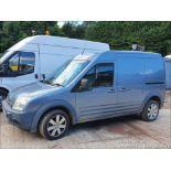 04/04 FORD TRAN CONNECT LX TDCI LWB - 1753cc 5dr Van (Blue, 142k)