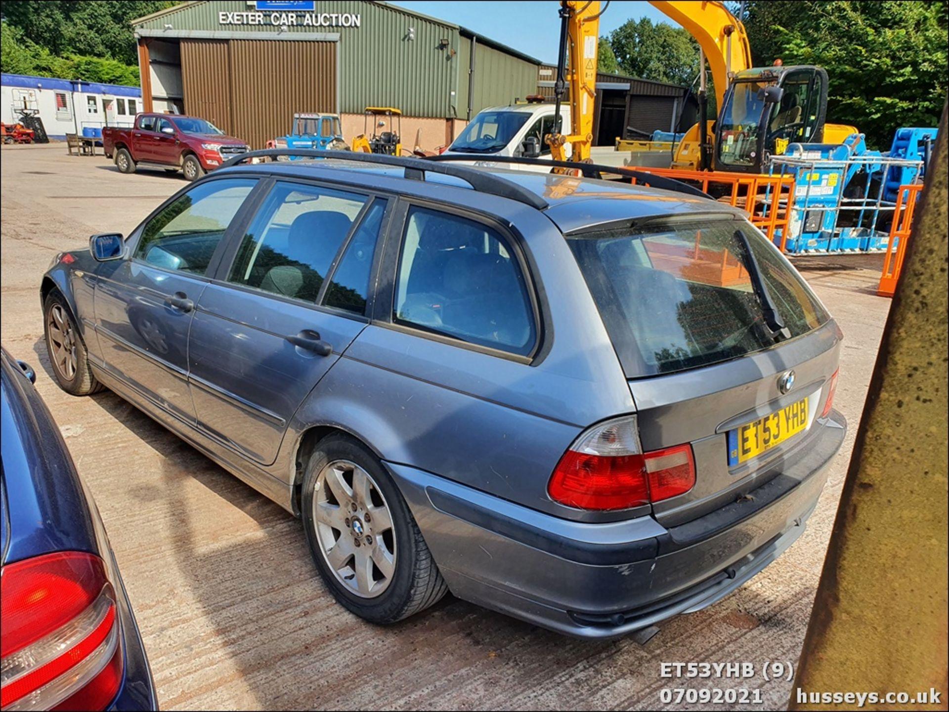 04/53 BMW 318I SE TOURING - 1995cc 5dr Estate (Grey) - Image 9 of 16