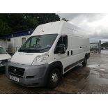 11/61 FIAT DUCATO 35 MAXI160 M-J LWB - 2999cc 5dr Van (White, 108k)