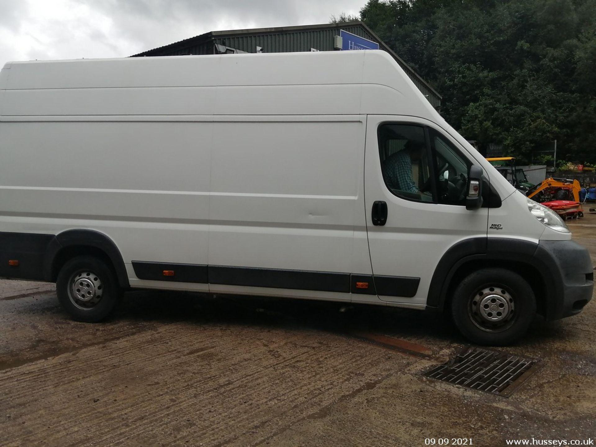11/61 FIAT DUCATO 35 MAXI160 M-J LWB - 2999cc 5dr Van (White, 108k) - Image 4 of 12