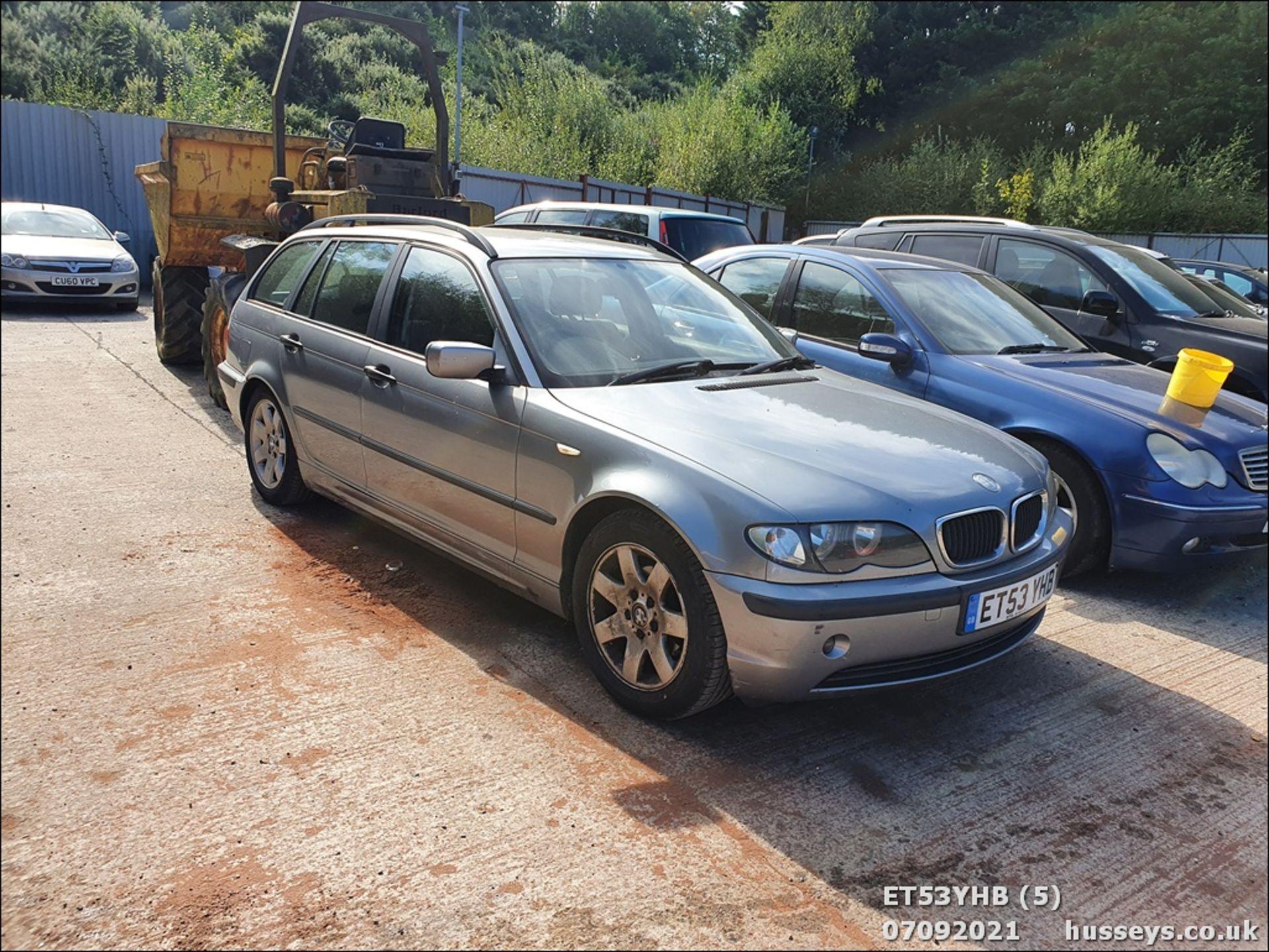 04/53 BMW 318I SE TOURING - 1995cc 5dr Estate (Grey) - Image 5 of 16