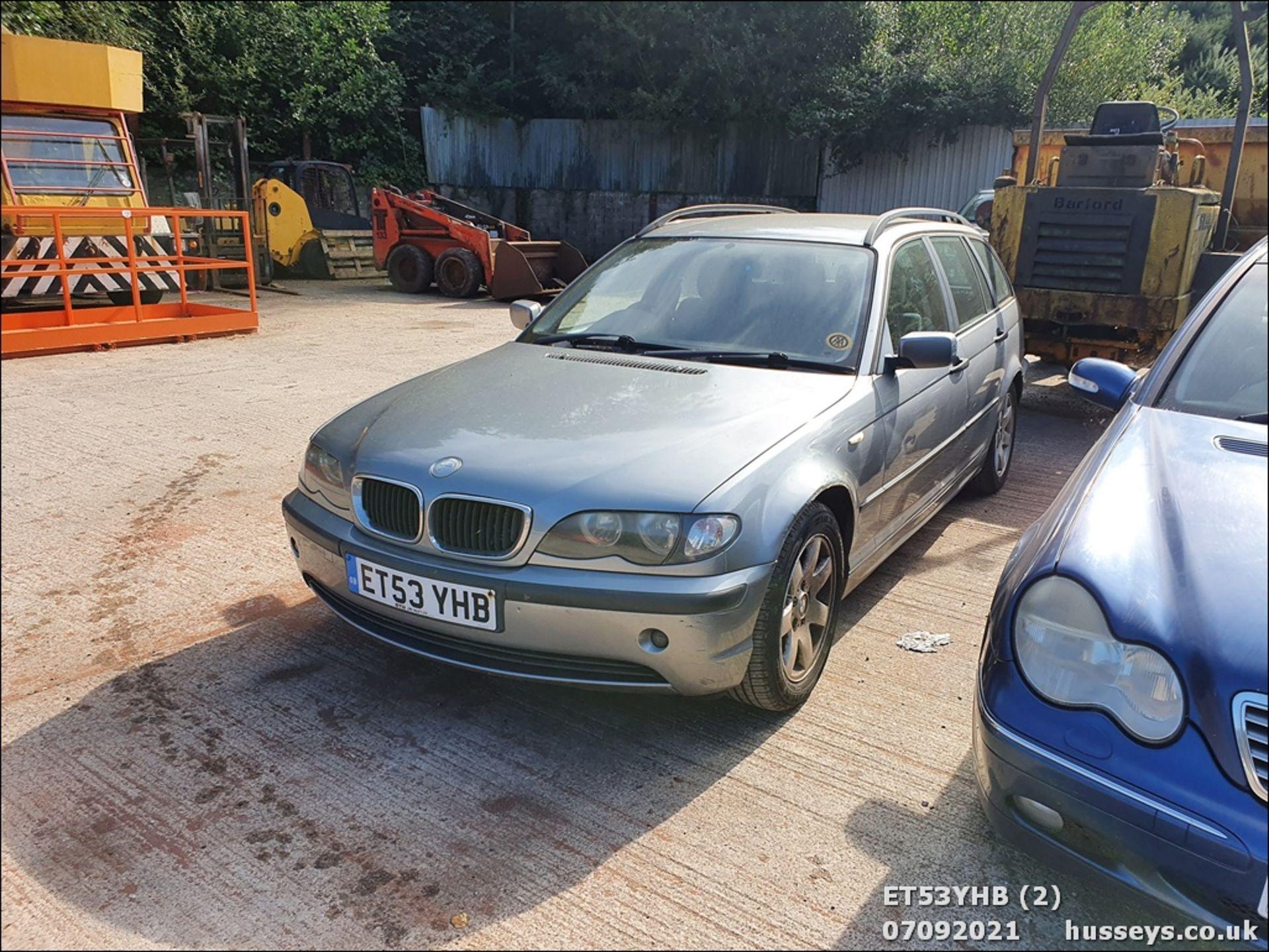 04/53 BMW 318I SE TOURING - 1995cc 5dr Estate (Grey) - Image 2 of 16