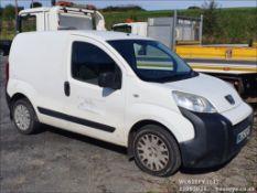 12/62 PEUGEOT BIPPER SE HDI - 1248cc Van (White, 67k)