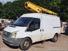08/58 FORD TRANSIT 100 T350M RWD - 2402cc Van (White)