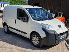15/64 PEUGEOT BIPPER PROFESSIONAL HDI - 1248cc 5dr Van (White, 98k)