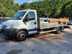 07/07 IVECO DAILY 65C18 BEAVERTAIL - 2998cc 2dr (White)