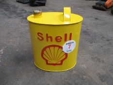 SHELL PETROL CAN