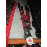 3PRS OF BOLT CROPPERS