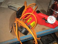 ELECTRIC CHAINSAW SPARES