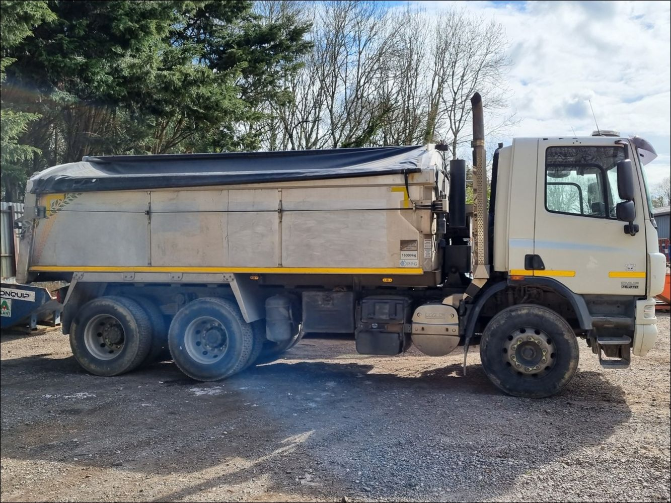 Online Auction of Contractors Plant, HGVs, Farm & Groundcare Machinery, Trailers, Compressors, Generators, Power & Garden Tools and Other Items