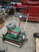 RANSOMES CYLINDER MOWER