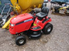 SNAPPER RIDE ON MOWER 599HRS