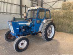 FORD 4000 TRACTOR VDV383J - EX LOCAL FARM