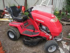 COUNTAX MID MOUNTED MOWER
