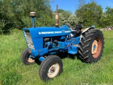 FORD 5000 TRACTOR APPROX 1972 - BARN STORED - EX LOCAL SMALLHOLDER