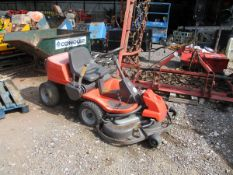 HUSQVARNA OUTFRONT RIDE ON MOWER