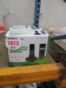 INTERCOM & TELEPHONE SYSTEMS X 4