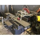 BENCH SAW - S TYZACK & SON LTD - (LOCATED OFFSITE)