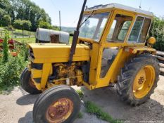 MASSEY FERGUSON 20 CABBED TRACTOR C.W ALL LINKAGE