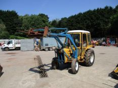 FORD 333 TRACTOR C/W LOADER