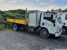 08/58 ISUZU TRUCKS NQR 70 - 5193cc 2dr Truck (White)