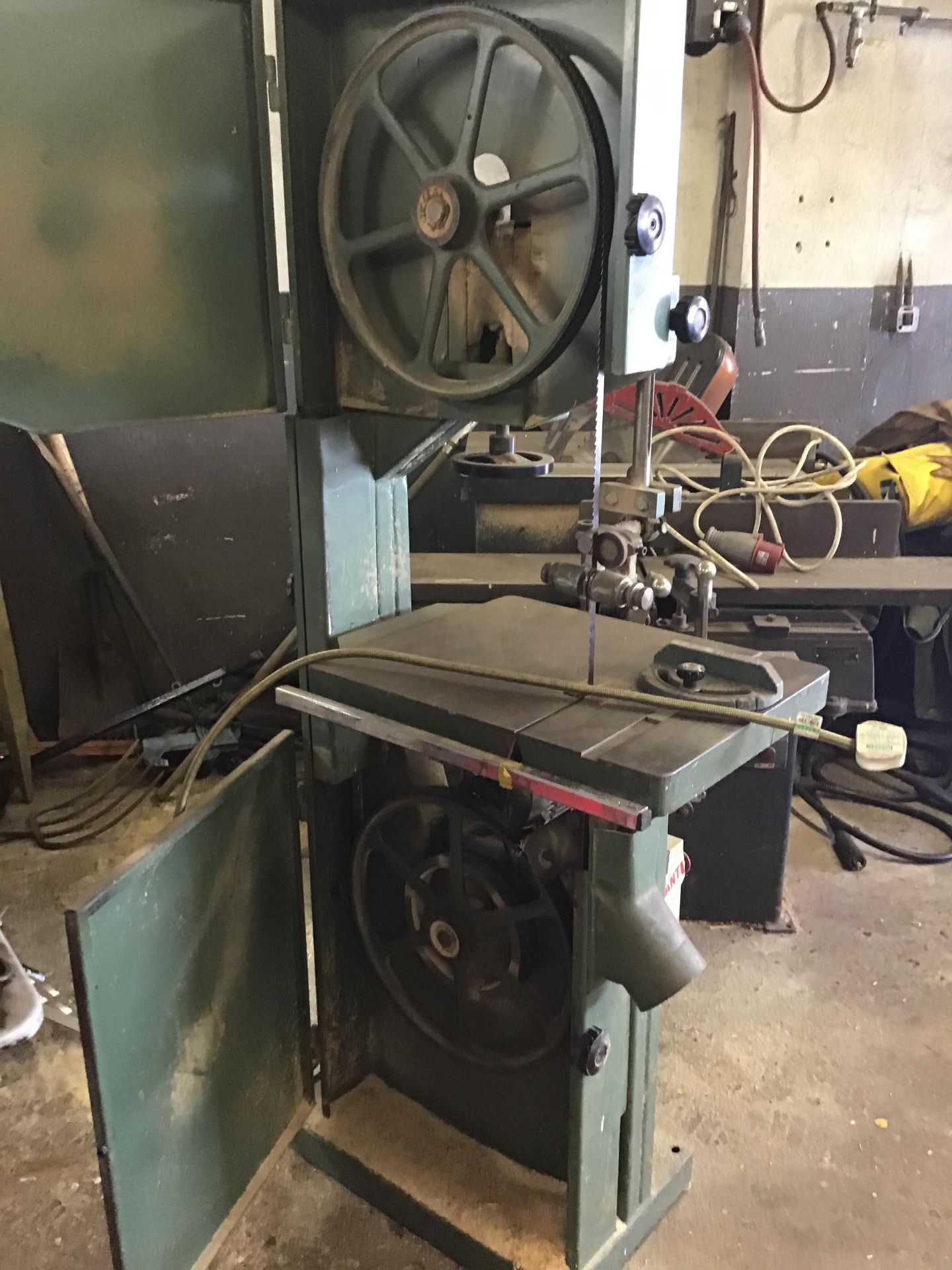 BAND SAW - SEIMEC - (LOCATED OFFSITE) - Image 3 of 4