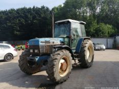 FORD 8240 4WD TRACTOR L138 GUJ SHOWING 1089HRS
