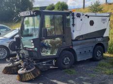 SCHMIDT SWEEPER - 2800cc 2 Dr Diesel Automatic