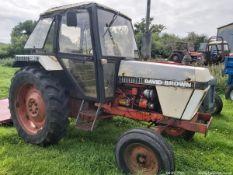 DAVID BROWN 1390 2WD TRACTOR SRD