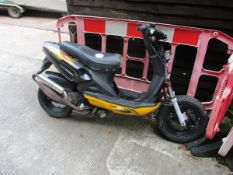 MOPED SPARES
