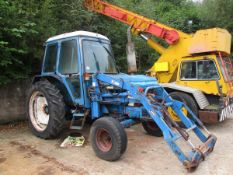 FORD 6610 2WD TRACTOR C.W TANCO LOADER 8594HRS D251TFE