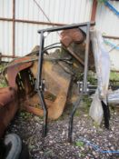 ROLL BAR TO SUIT COMPACT TRACTOR