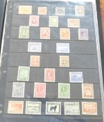 Stamps; Newfoundland stamps, (mint and used), and postal history