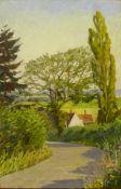 B. Wamaeb, Brooklands, acrylic on canvas, 60 x 40cms, unframed