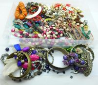 A collection of fashion jewellery