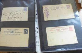 Stamps; Australian States stamps and postal history