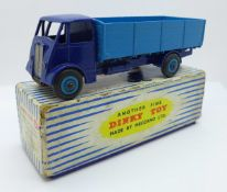 A Dinky Toys 511 Guy 4-ton lorry, boxed