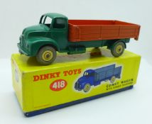 A Dinky Toys 418 Comet Wagon, boxed