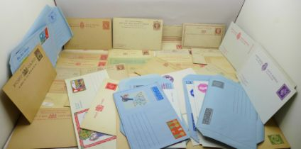 Stamps; GB and Commonwealth mint postal stationery (60 items)